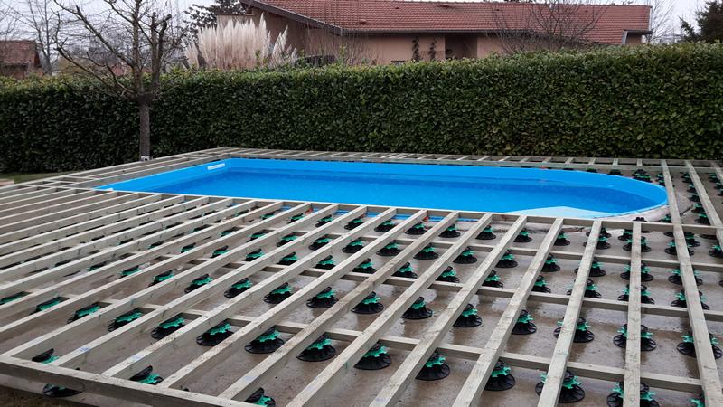 terrasse piscine bois composite menuiserie. Black Bedroom Furniture Sets. Home Design Ideas
