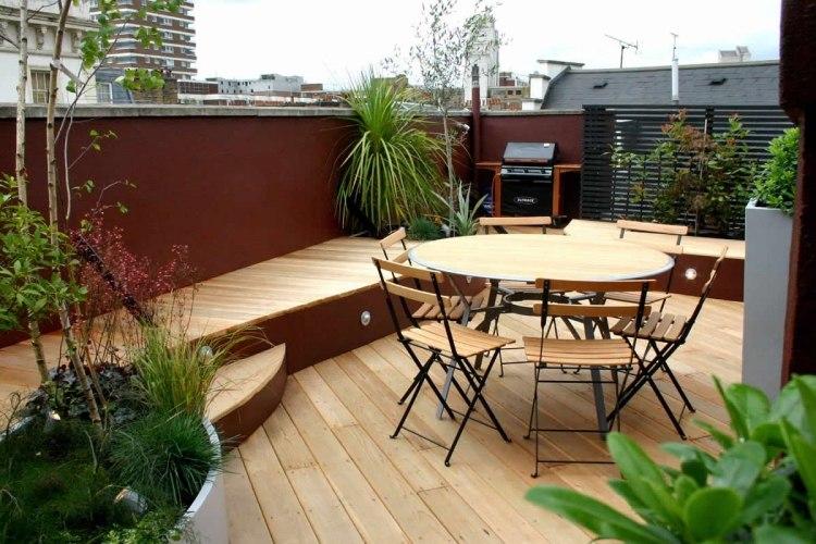 Amenager Une Terrasse En Bois