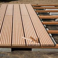Plancher bois composite menuiserie for Plancher bois composite exterieur