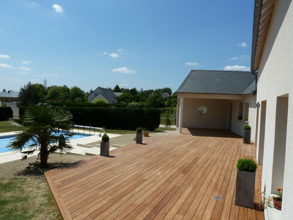 Photo amenagement terrasse exterieur cheap amnagement de for Photo deco terrasse exterieur