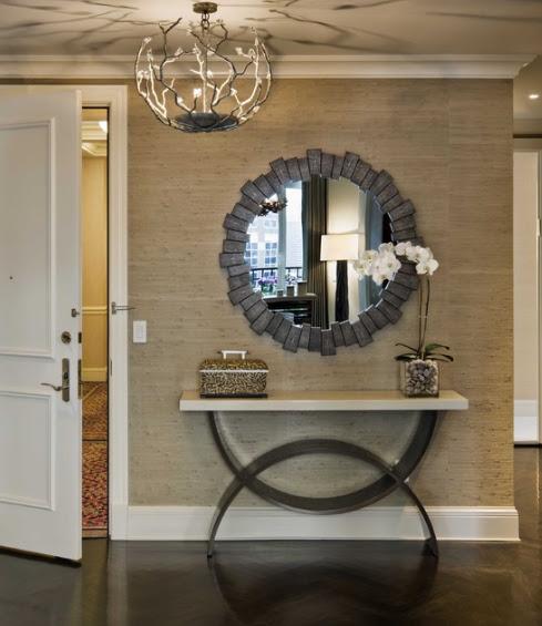 miroir pour entree maison