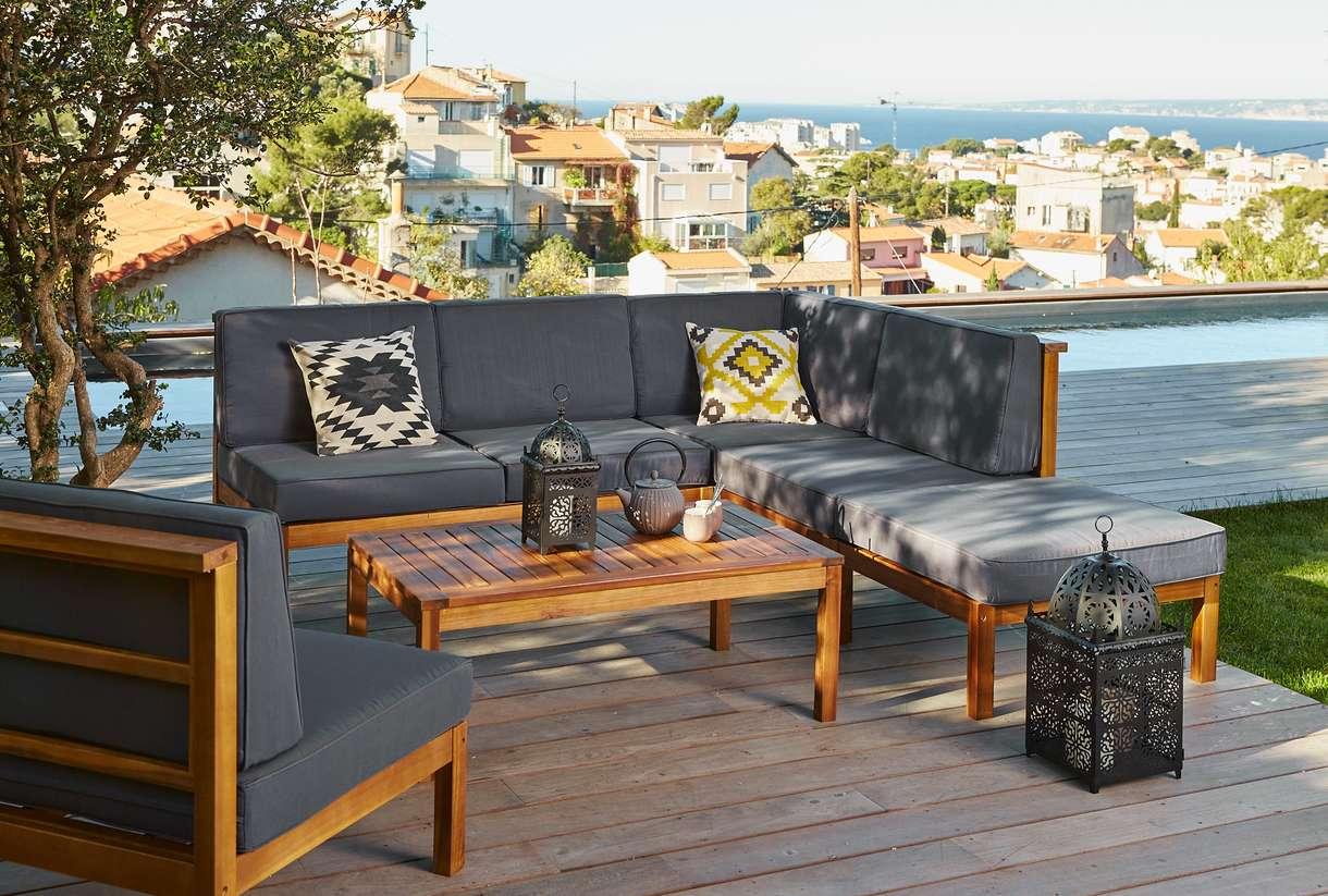 Best Salon De Jardin Teck Botanic Ideas - Amazing House Design ...