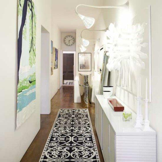 Decoration couloir moderne - Menuiserie