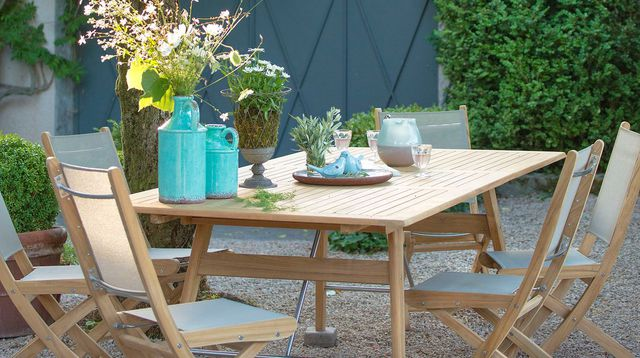 Achat mobilier de jardin menuiserie for Achat mobilier de jardin en ligne