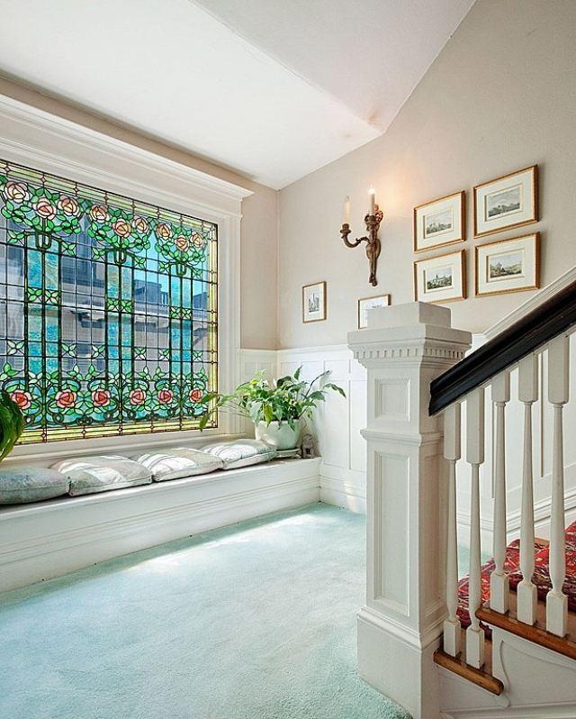 Decoration entrée couloir - Menuiserie