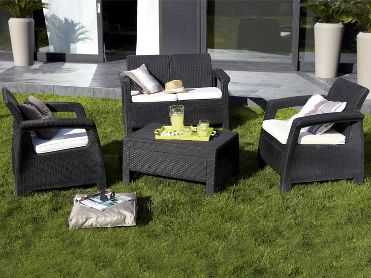 salon detente jardin pas cher menuiserie. Black Bedroom Furniture Sets. Home Design Ideas