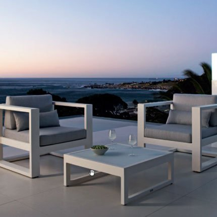 salon de jardin aluminium pas cher menuiserie. Black Bedroom Furniture Sets. Home Design Ideas