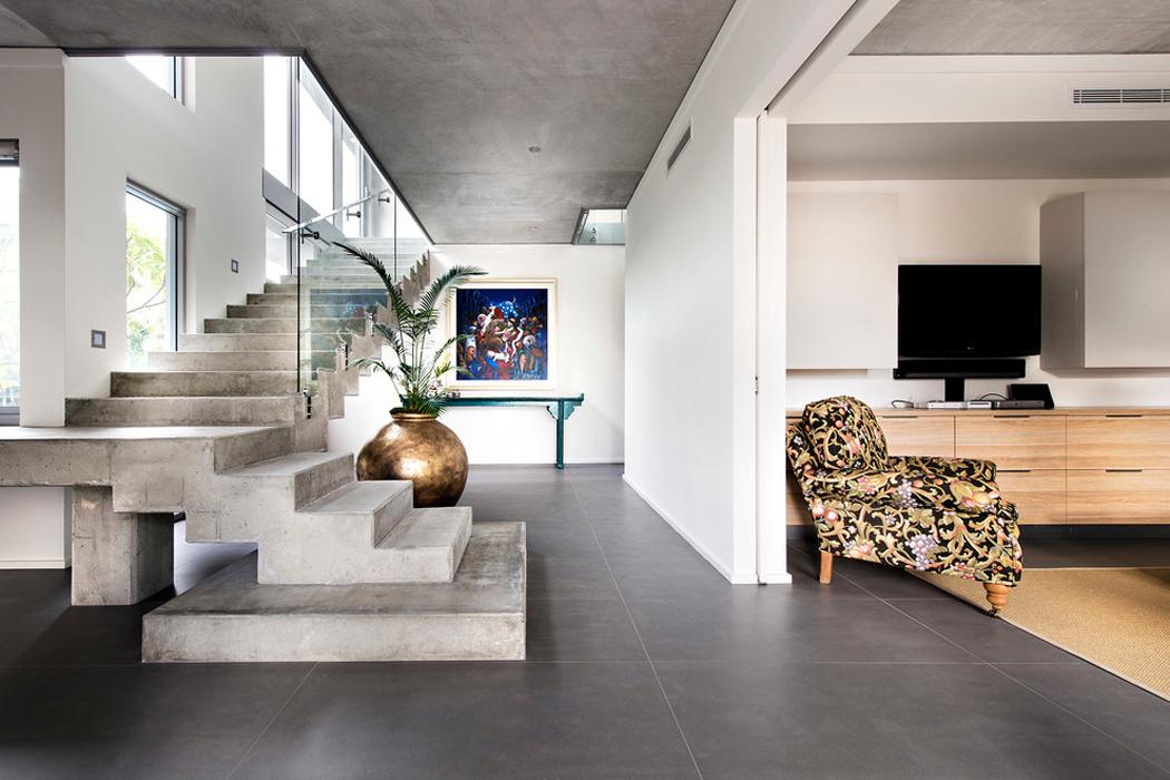 Interieur Maison Contemporaine - Menuiserie