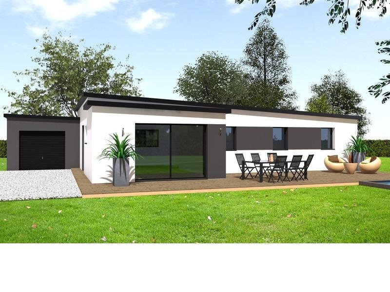 Prix maison plain pied 120m2 menuiserie for Prix construction maison 120m2