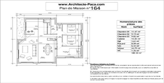 Incroyable Plan Maison Toit Plat Gratuit Belle Conception