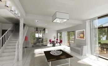 Plan Maison Design Elegant Three Bedroom Bungalow House Plans - Des plans des maisons modernes