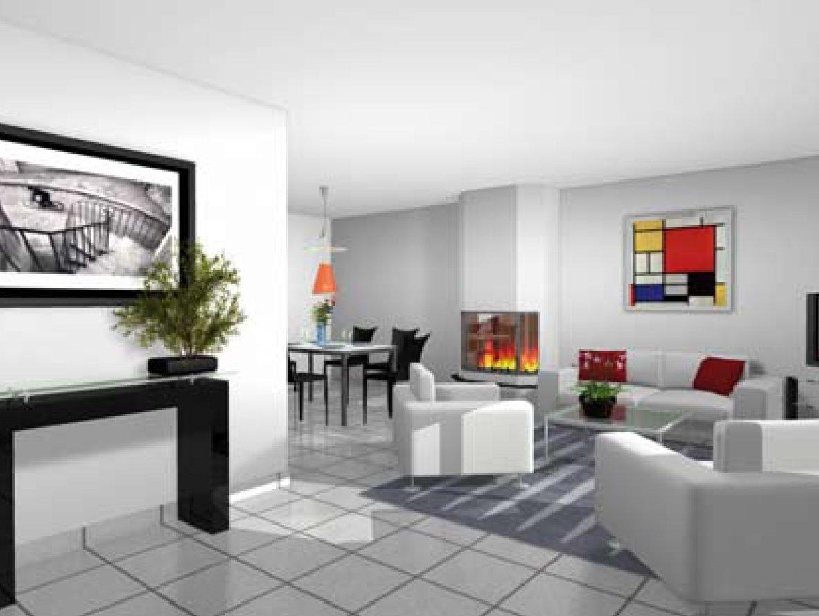 maison neuve prix maison neuve bollne uac with maison. Black Bedroom Furniture Sets. Home Design Ideas