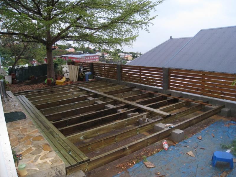 plancher bois terrasse exterieur menuiserie. Black Bedroom Furniture Sets. Home Design Ideas