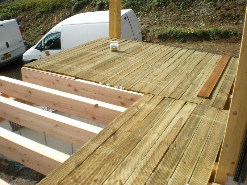 plancher bois terrasse menuiserie. Black Bedroom Furniture Sets. Home Design Ideas