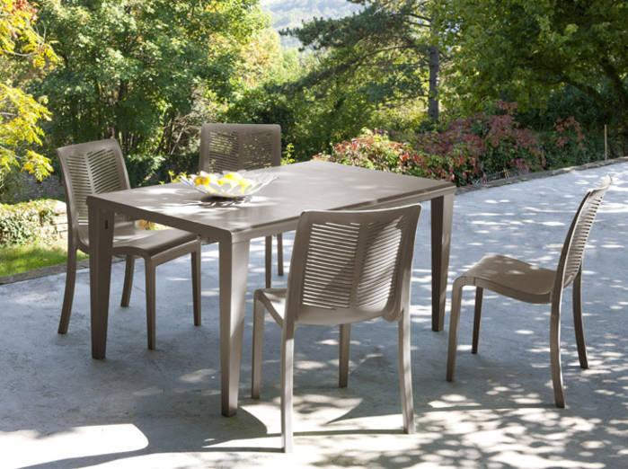 Table Et Chaise Jardin Pas Cher Menuiserie