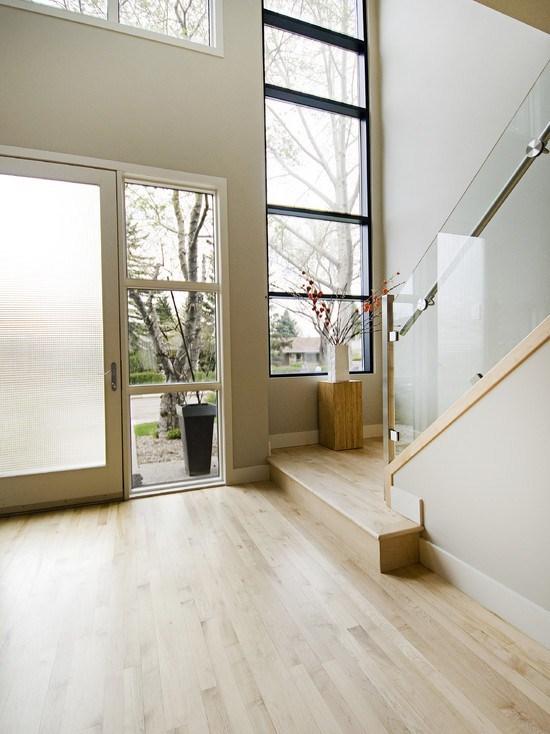 hall entr e maison moderne menuiserie. Black Bedroom Furniture Sets. Home Design Ideas
