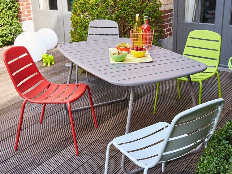 mobilier de jardin carrefour menuiserie. Black Bedroom Furniture Sets. Home Design Ideas
