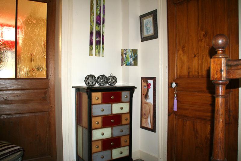 deco entree maison interieur menuiserie. Black Bedroom Furniture Sets. Home Design Ideas